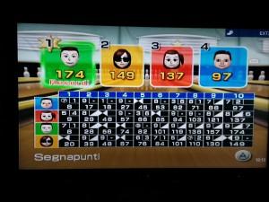 Wii-Bowling: Erfolg für Felix