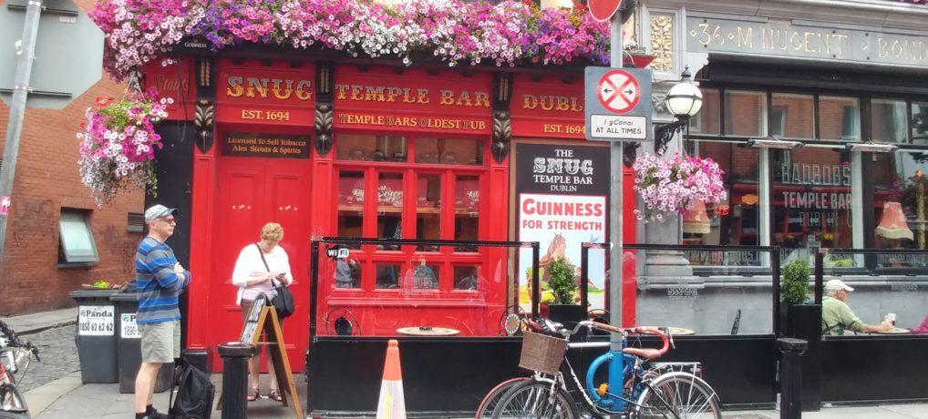 Dublin (Irisches Tagebuch 02/18)