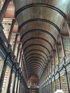 Der Long Room im Trinity College