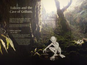 Die Höhle des Gollum