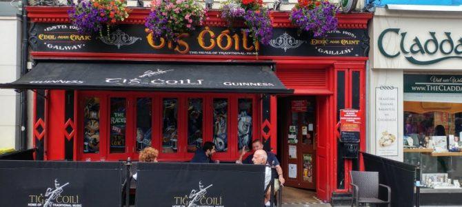 Galway (Irisches Tagebuch 13/18)
