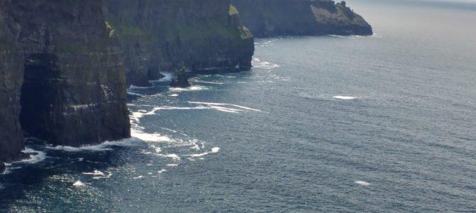 Cliffs of Moher (Irisches Tagebuch 09/18)
