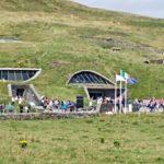 Besucherzentrum der Cliffs of Moher