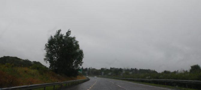 Regen in Limerick (Irisches Tagebuch 12/18)